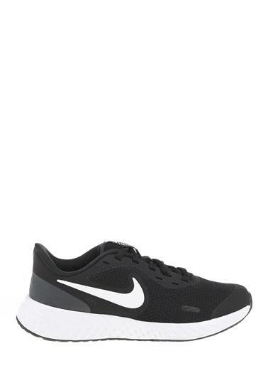 Nike Unisex Çocuk Siyah Spor Ayakkabı BQ5671 - 003 NIKE REVOLUTION 5 (GS) Siyah
